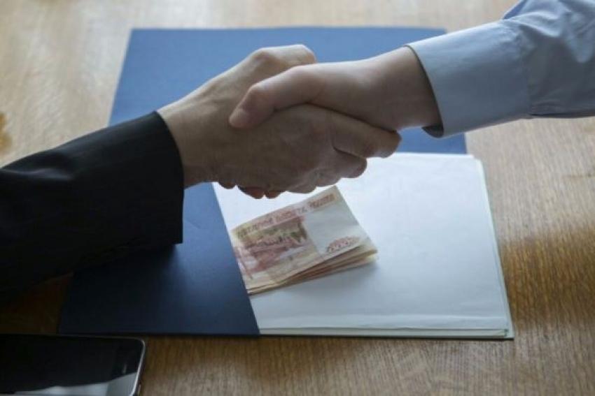 В Плесецкий районный суд направлено уголовное дело о получении взятки
