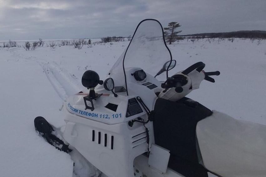 На Соловках насмерть замерз мужчина, отправившись в метель за спиртным