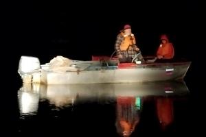 Уехали на часок - искать пришлось полночи. История спасения в дельте Северной Двины