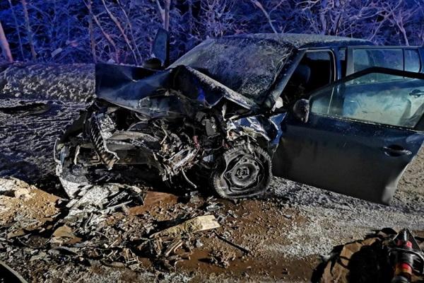 ДТП на трассе Котлас – Коряжма: один человек погиб, четверо пострадали
