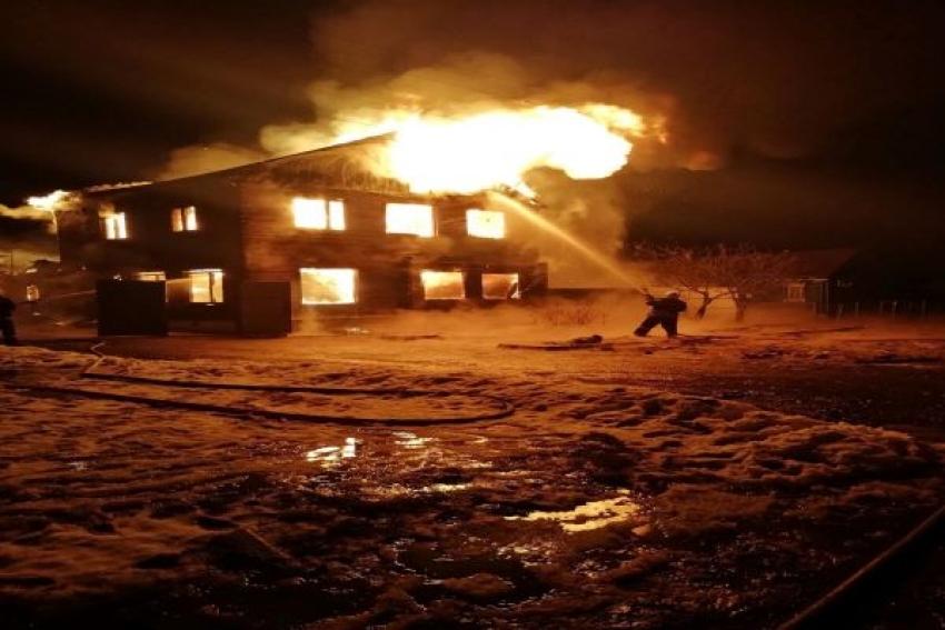 В Архангельской области продолжает действовать особый противопожарный режим