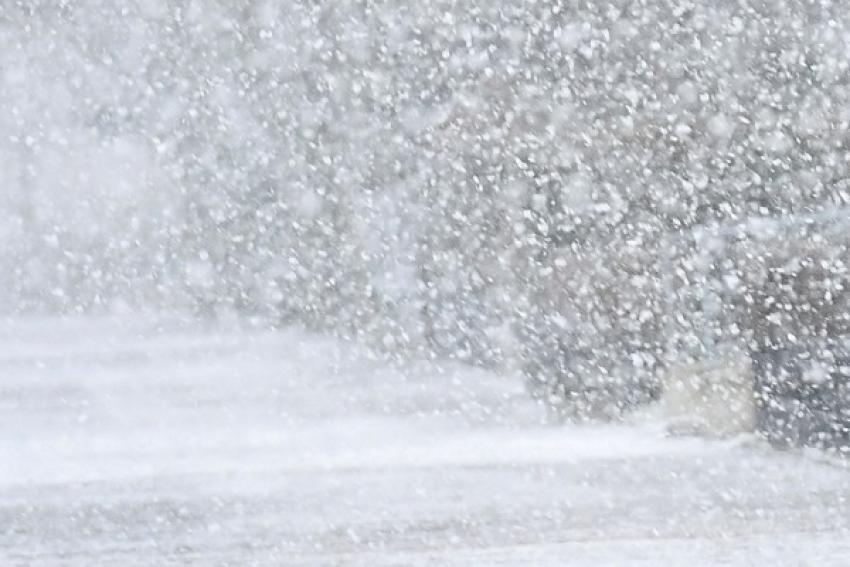 В Архангельской области ожидаются осадки в виде мокрого снега