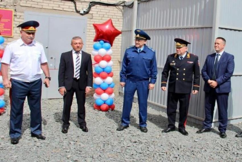 И.о прокурора области Сергей Белогуров принял участие  в церемонии открытия исправительного центра
