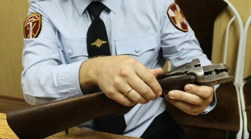 Росгвардейцы Поморья с начала года изъяли более 1 тыс. единиц оружия за допущенные правонарушения