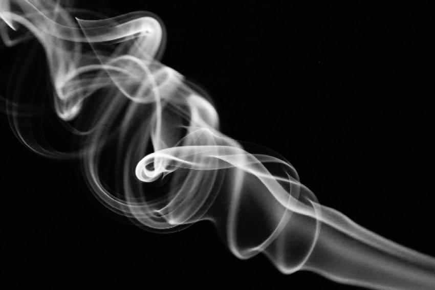 Гибельный пожар начался от сигареты