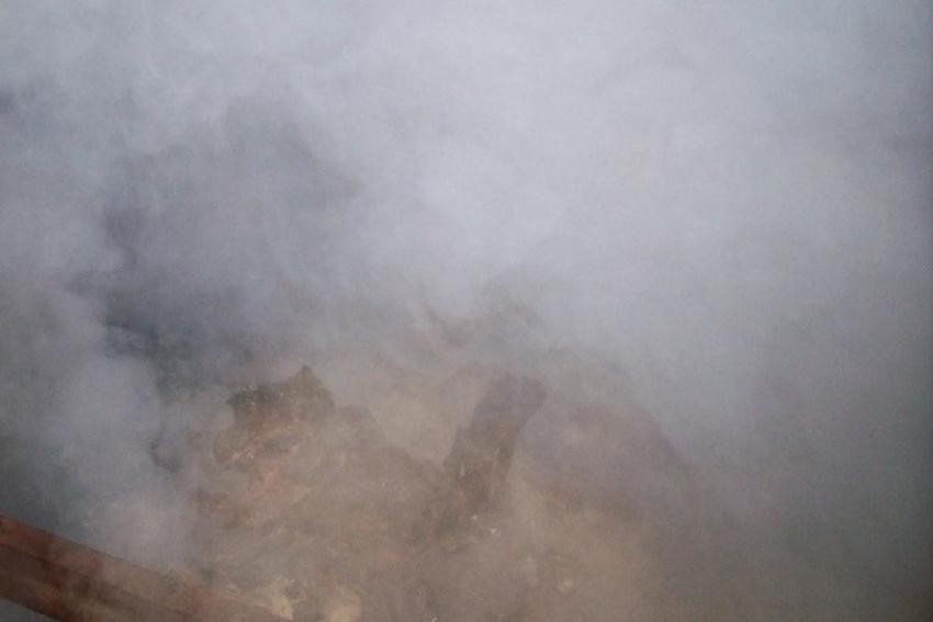При пожаре в пос. Пинега погибли двое мужчин