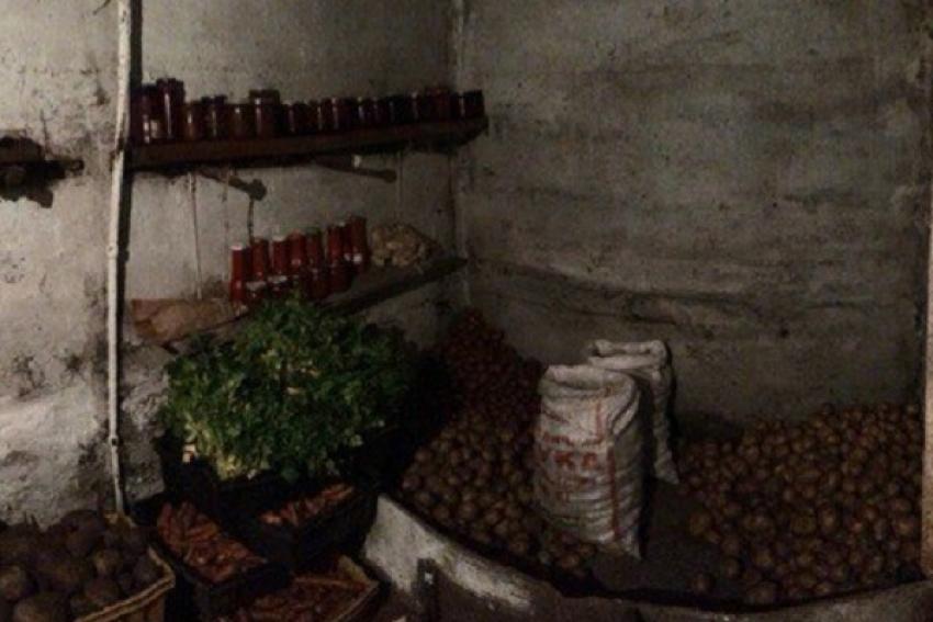 В Архангельске потушен пожар в овощехранилище