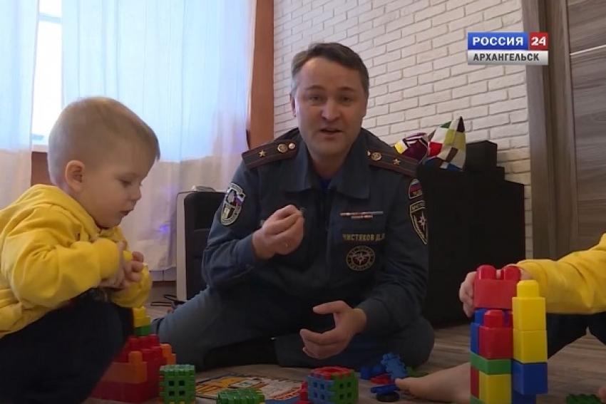 Дети и опасности в квартире