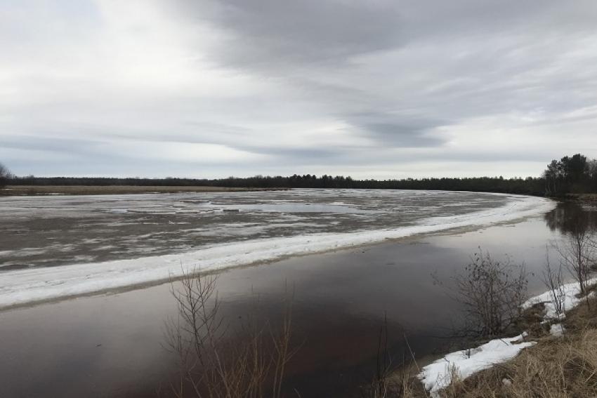 Свидание на льдине: романтическая встреча двух подростков закончилась вызовом экстренных служб