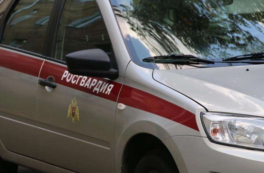 Благодаря бдительности росгвардейцев удалось избежать тяжёлых последствий пожара