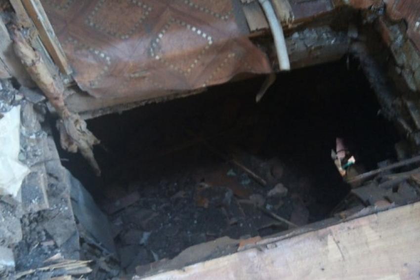 Архангелогородцы снесли печь и поставили под угрозу себя и соседей сверху. Почему нельзя трогать печи в многоквартирных домах