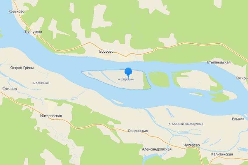 В Приморском районе продолжаются поиски трех человек