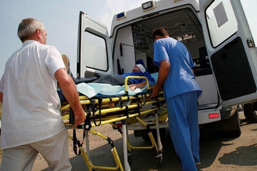 Несчастье на пилораме в Вилегодском районе: рабочему отрезало ногу