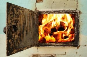 В Няндомском районе - два «печных» пожара за сутки