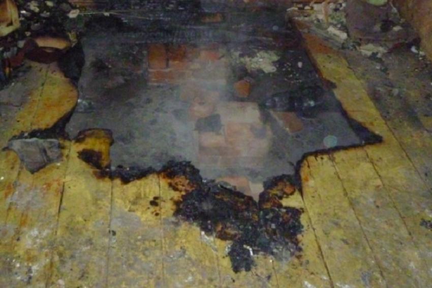 Мужчина получил тяжелейшие ожоги на пожаре, о котором никто не сообщил