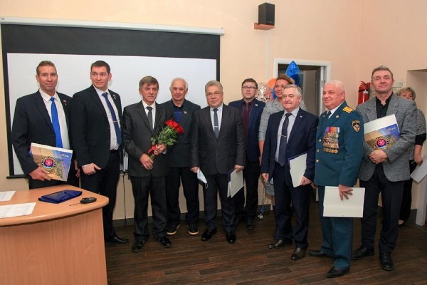 Северодвинская городская служба спасения отмечает 30-летний юбилей