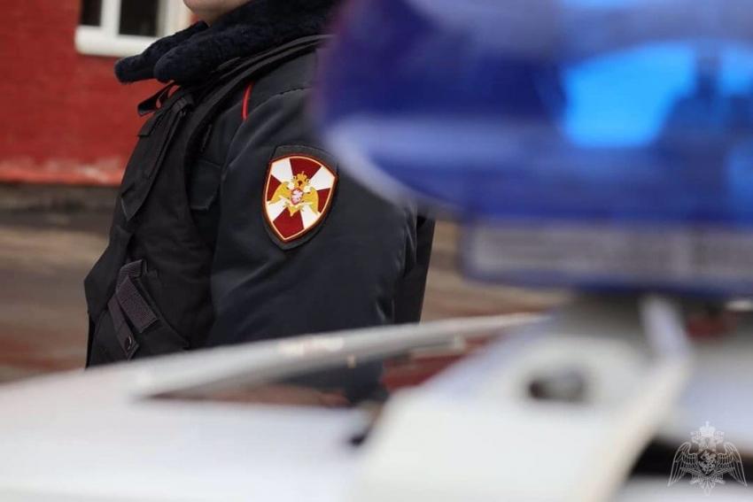 В Вельске наряд Росгвардии помог разыскать пропавшего пенсионера