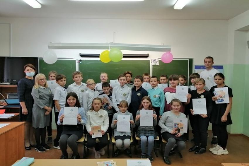 Новое поколение юных пожарных Котласского района приняло эстафету от старших товарищей