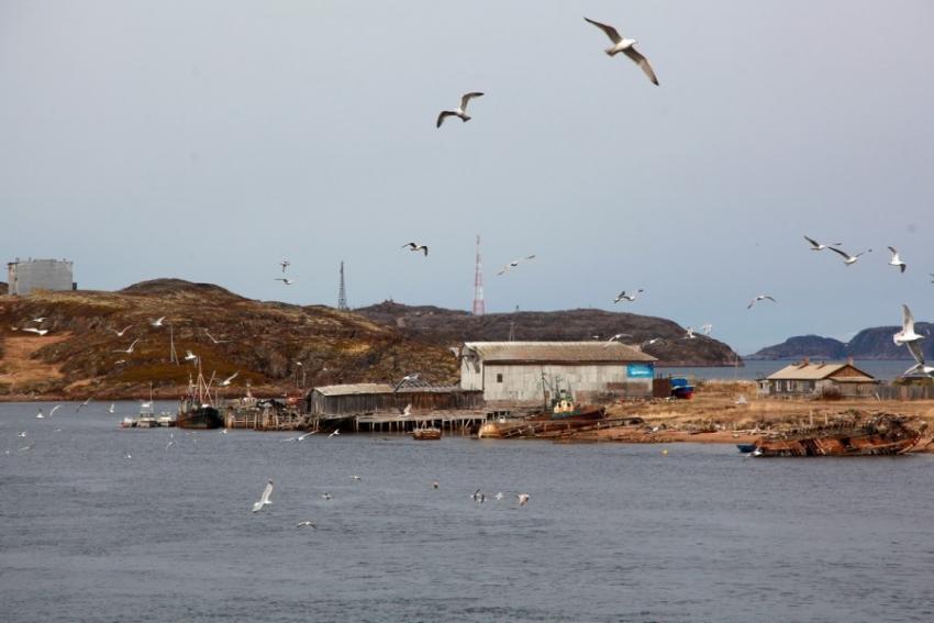 «Не знаем, сколько продержимся...» История  спасения рыбаков в арктических водах