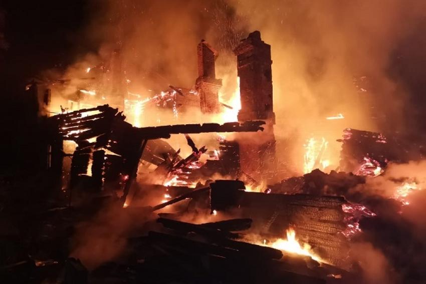 Дом пожилого мужчины загорелся после визита электриков
