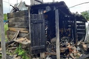 Причина «банного» пожара – неисправность дымохода