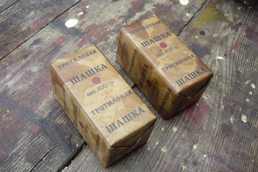 В Исакогорском округе в частном доме обнаружили тротил
