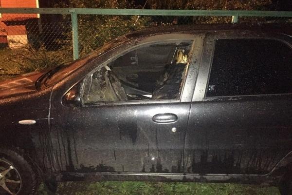 Жительнице Лешуконского района подожгли автомобиль