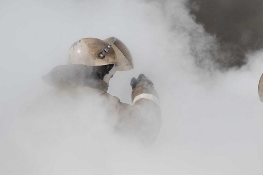В Новодвинске при пожаре пострадала женщина