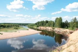 В Устьянском районе ищут подростка, пропавшего во время купания