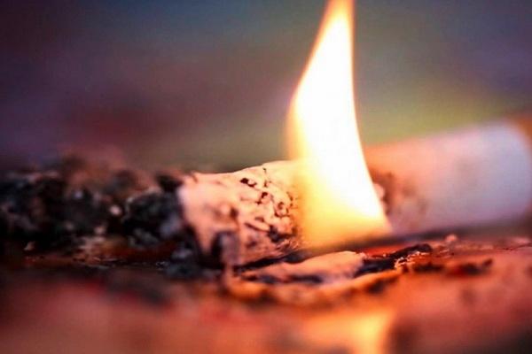 Пенсионер погиб при пожаре в частном доме