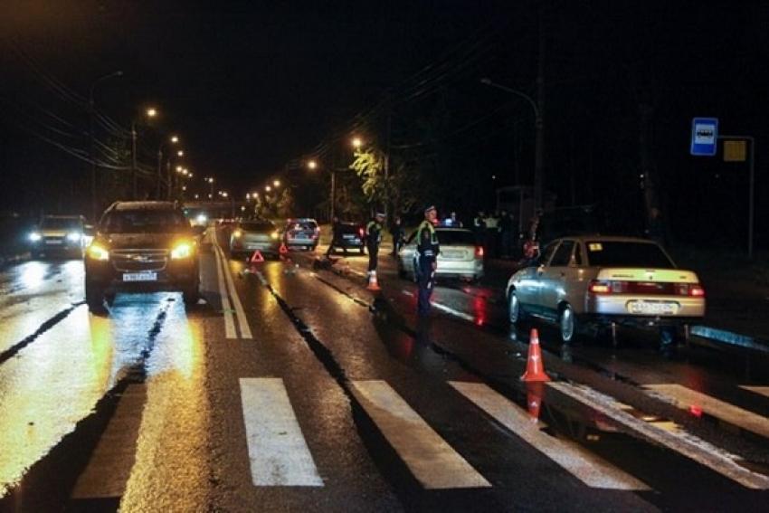Две женщины погибли, переходя дорогу на зеленый свет